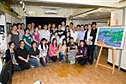 Caring Company ~ Community Visit ~ Arts with the Disabled Association Hong Kong – ADA Inclusive Arts Studio
