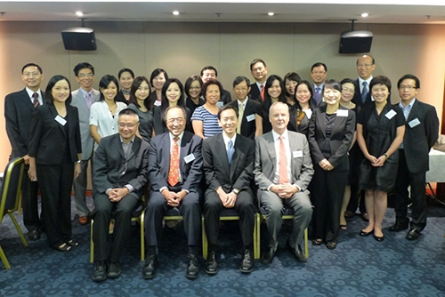 "Luncheon for Patron's Club Members - ""The Value of GRI Reporting for Hong Kong Businesses and their Stakeholders"""